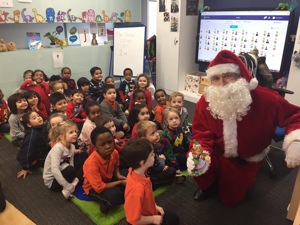 Christmas celebrations across the BPET schools – Bellevue Place Education Trust