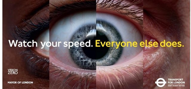 Transport for London – Watch Your Speed Campaign