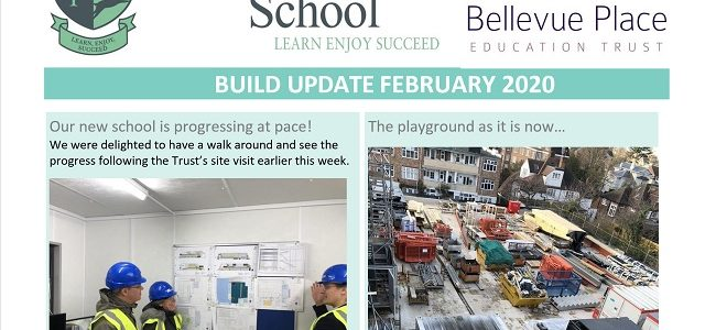 Deer Park School – Building Update February 2020